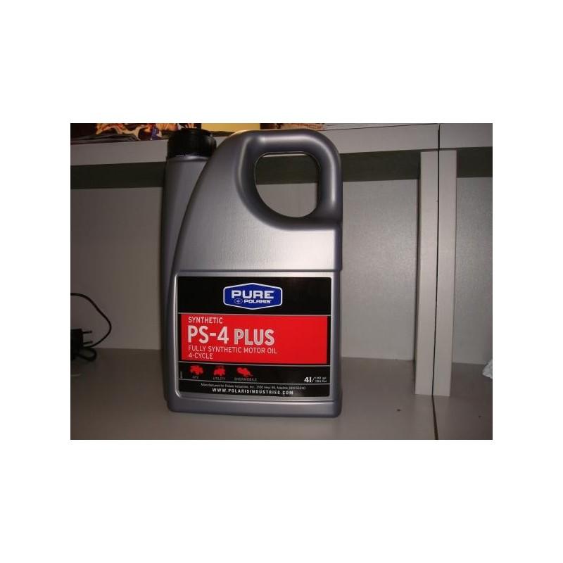 PS 4 plus huile moteur 4 L