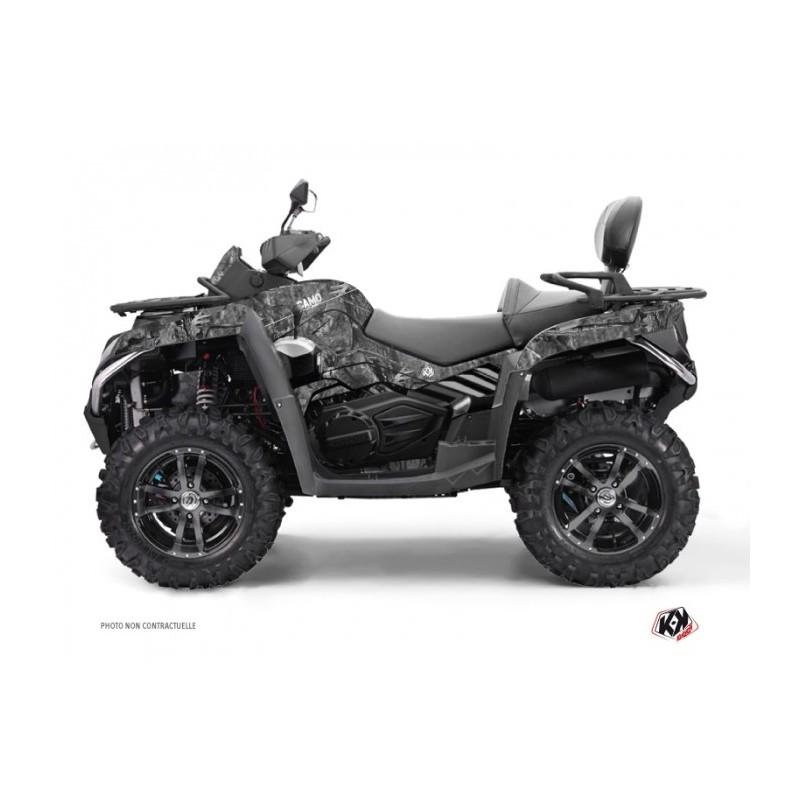 Kit Déco Quad Camo CF MOTO CFORCE 800 S Gris