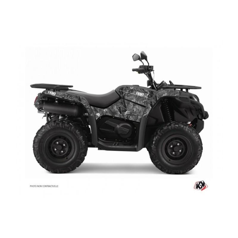 Kit Déco Quad Camo CF MOTO CFORCE 450 S Gris