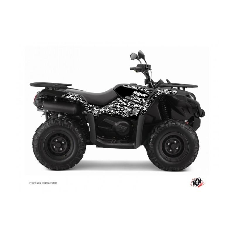 Kit Déco Quad Predator CF MOTO CFORCE 450 S Noir