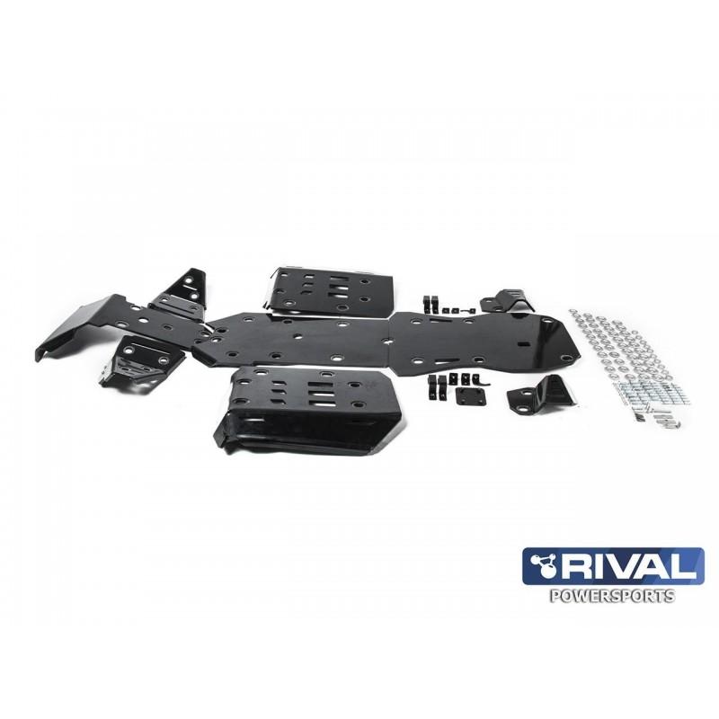 Kit Sabot complet RIVAL PHD CF Moto