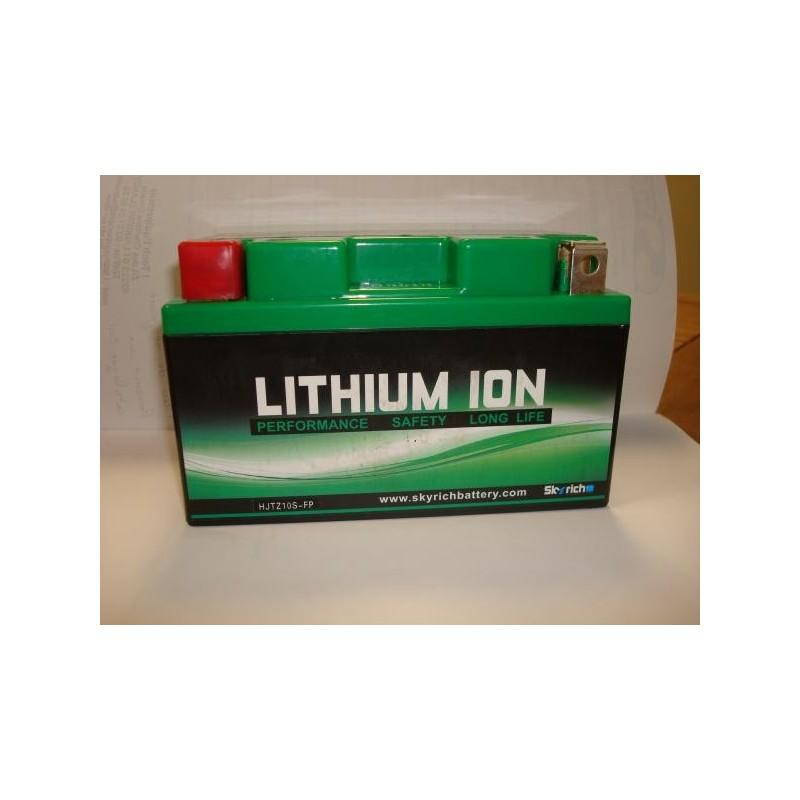 Batterie au lithium ion